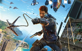 Just Cause 3 HD обои
