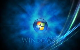 Windows 7 блеск HD обои