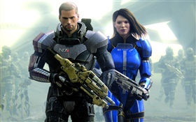Mass Effect 3 HD обои