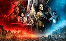 2016 фильм Warcraft HD обои