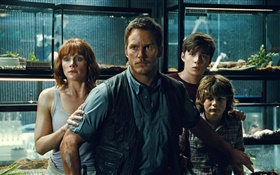 Jurassic World 2015 HD обои