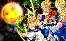 Dragon Ball Z HD обои