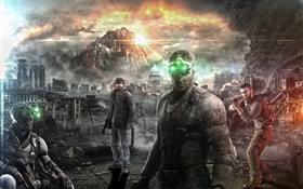 Splinter Cell: Blacklist, игра Xbox