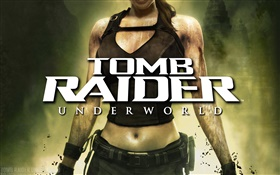 Tomb Raider: Underworld, Xbox игры HD обои