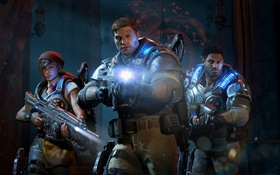 Gears Of War 4, Xbox игры HD обои