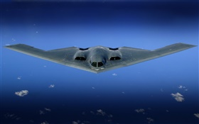 Дух B-2 Stealth Bomber HD обои