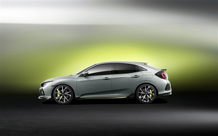 Honda Civic Hatchback автомобиль обои,s изображение